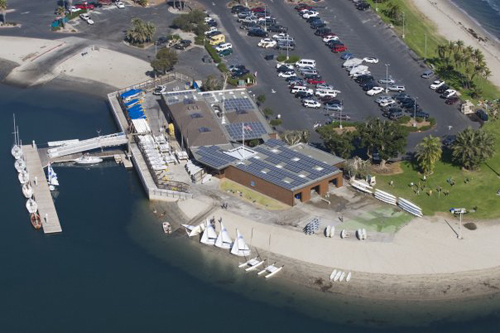 Mission Bay Aquatic Center