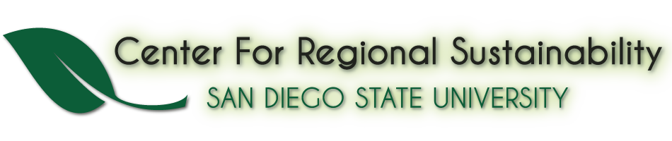 Center for Regional Sustainability Logo