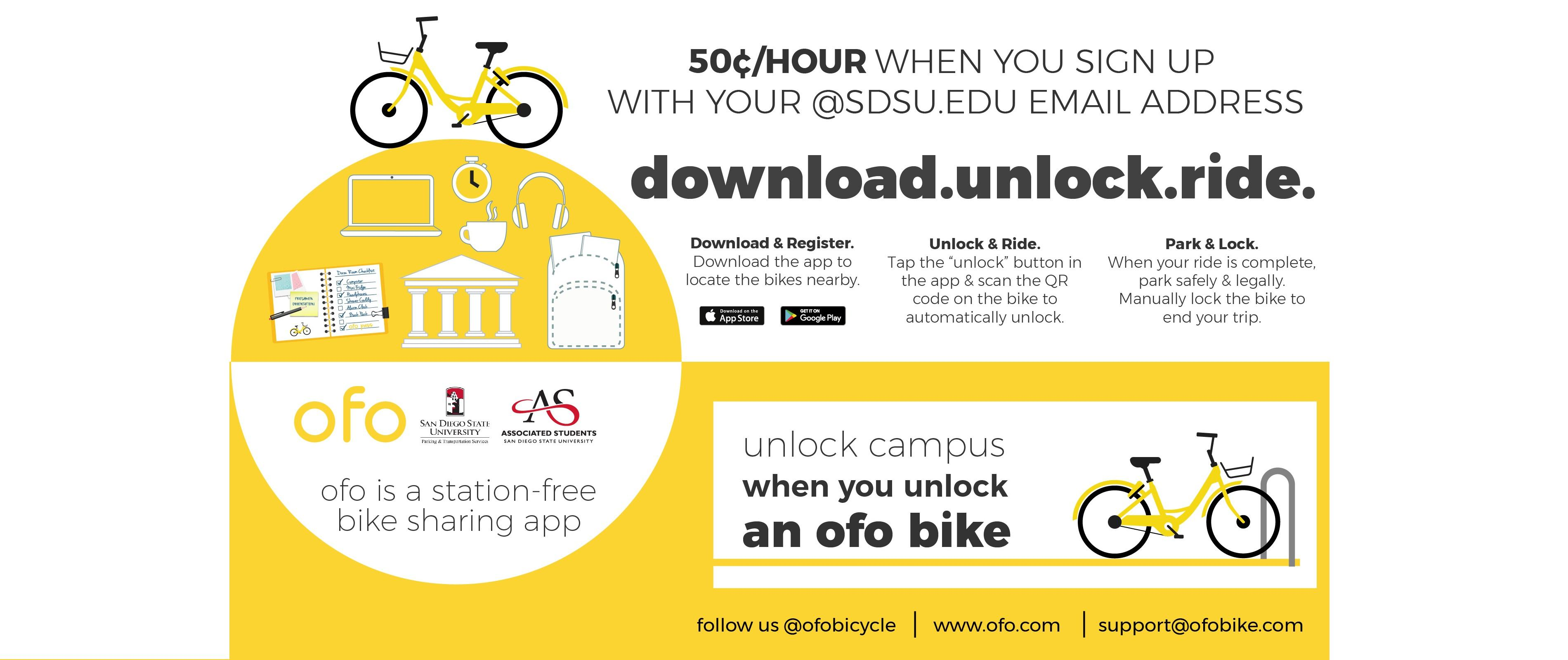 ofo Bike Share